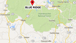 Blue Ridge GA  blood tests location