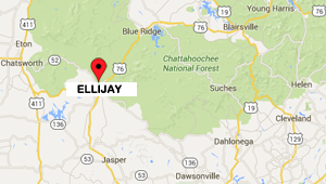 Ellijay GA  blood tests location