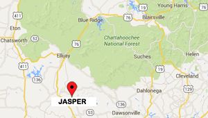 Jasper GA  blood tests location